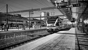 Departures II by Pajunen