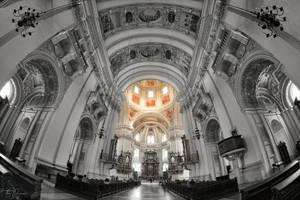 Salzburg Cathedral II by Pajunen