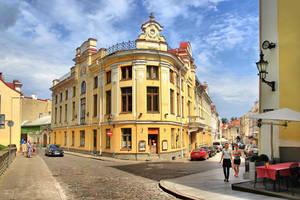 Tallinn by Pajunen