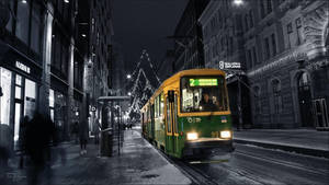 Tram Line 2 by Pajunen