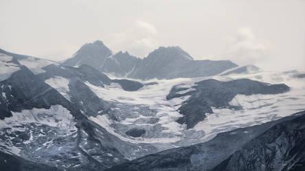Alps by Pajunen
