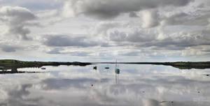 Low tide in Ireland by Pajunen