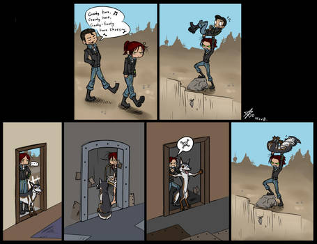 Fallout 3 - Problem Solving by psycrowe