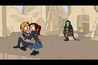 Fallout - Steven Universe Parody by psycrowe