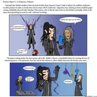 KH2: Xemnas Report 02 by psycrowe