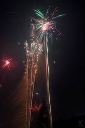 My fireworks for 2018 by Usagi-Atemu-Tom