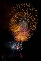 Firework impressions part 2 by Usagi-Atemu-Tom