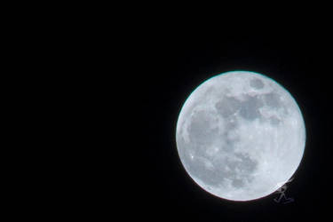 Super Moon by Usagi-Atemu-Tom