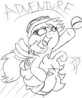 Pumpkaboo Away! by AquaticSun