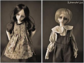 Kids by kamarza