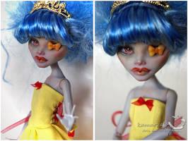 Princessa by kamarza
