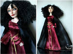 Mother  Ghotel Doll Repaint by kamarza