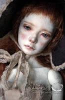 Maud portrait by kamarza