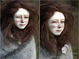 Girl named Avalon by kamarza