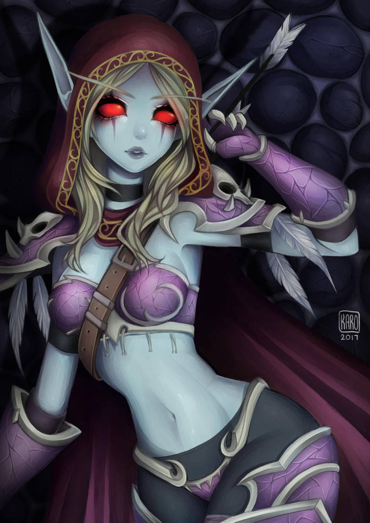 sylvanas windrunner wowpedia your wiki guide to the - 751×1063