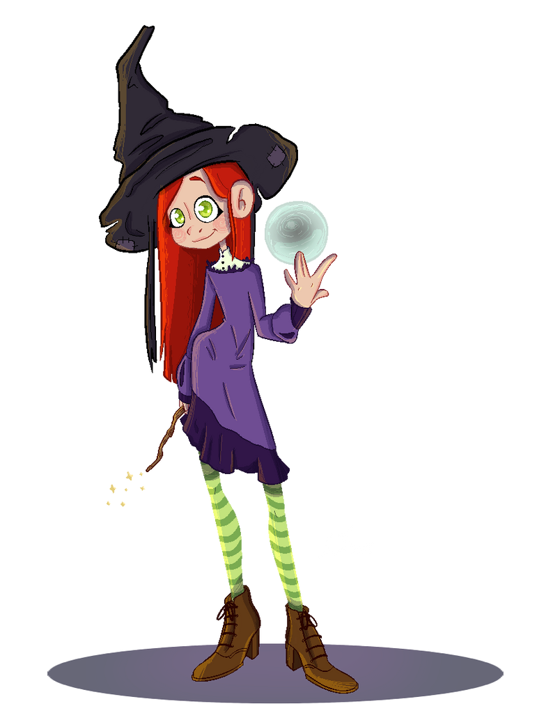 Calliope Vieuxpont by THE-UNIVERSE-IS-OVER