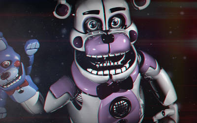 Funtime freddy c4d by 4Funtime4