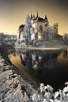 Castle of Spirits by gummaid