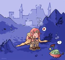 Ragnarok Online - Scholar -fog by nikisiou