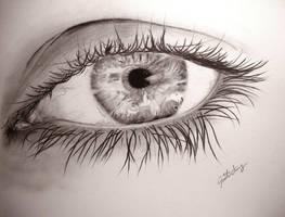 Realism Eye by kpoprules