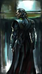 Loki by RedPandaDee