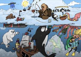 Gone Fishing by The-Ninja-Moose