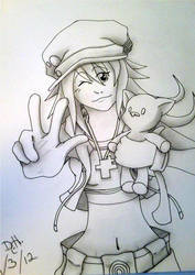 Shiki The World Ends With You by Blackrose98542
