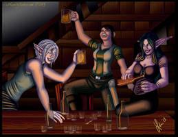 The Bad Idea Trio by LoreliAoD