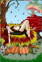 Autumn by LoreliAoD