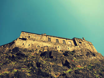Edinburgh Castle by Andarana