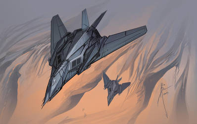 Desert Guardians by Hydrothrax