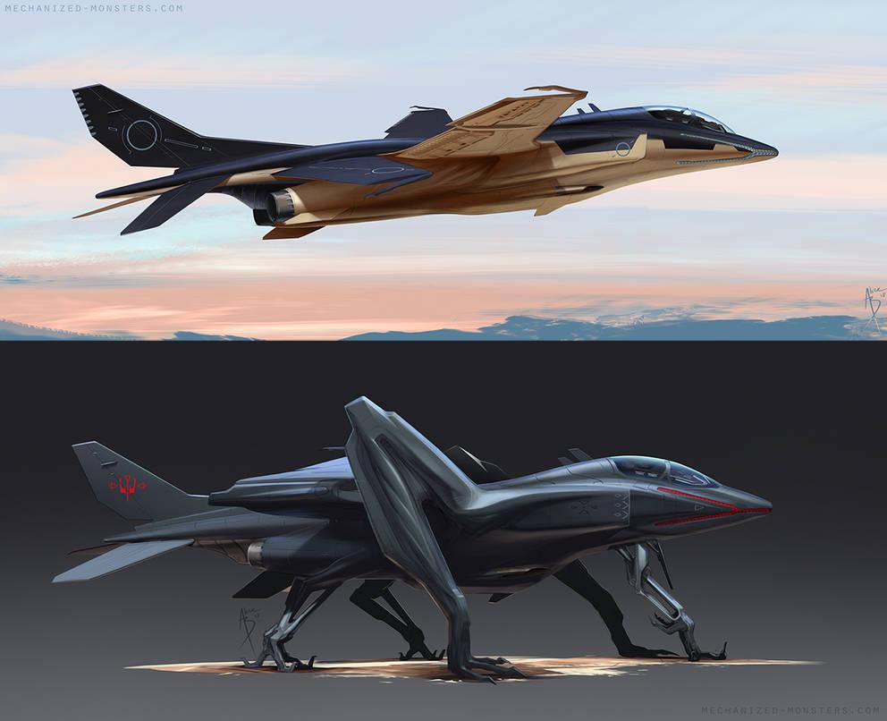 Screechplanes by Hydrothrax