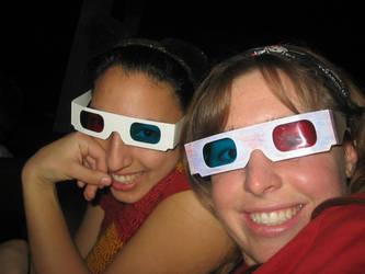 3D vision by AmazonHeathen