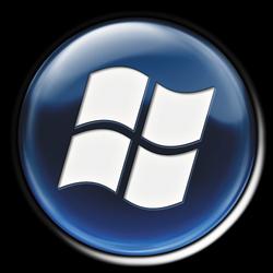 Windows Mobile 6.5 logo by CheGuevara-sc