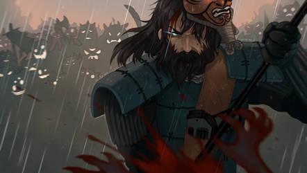 Samurai Jack by Xuyu