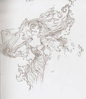 Hellfire Sketch by mozzkitty