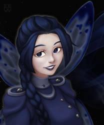 Fairy commission by Sishuu