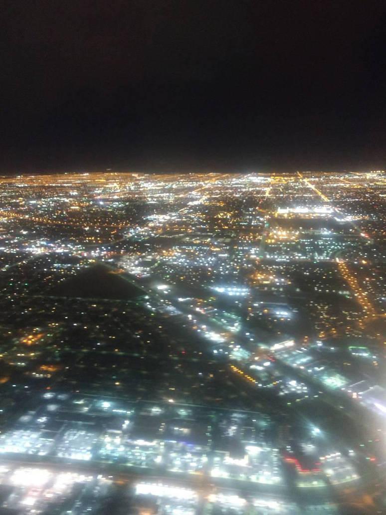 Leaving Las Vegas by Sonicboy234