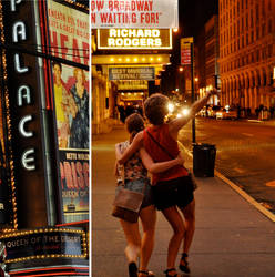 New York City by IWasBornAUnicorn