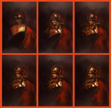 Tutorial - Rembrandt Process by tinselswan