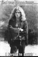 Robert Plant Disapproves. by eclips3000