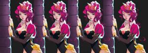 Princess Rosamund Expressions by pyawakit