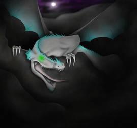 .:Dragon:. Request from Marimbaheart by Saiyanwarriorcatgir
