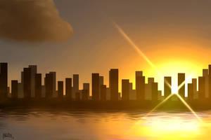 Skyline by dusknoirofficial