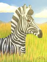 Zebra by dusknoirofficial