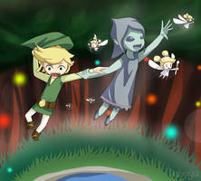 Let's Play, Link by Daboya