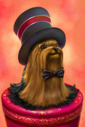 Yorick, the Gentleman by EldarZakirov