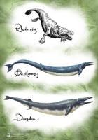 Ancient Sea Giants part 2 by EldarZakirov