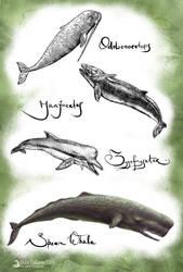 Ancient Sea Giants part 3 by EldarZakirov