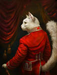 The Hermitage Court Chamber cat 2014 revised by EldarZakirov